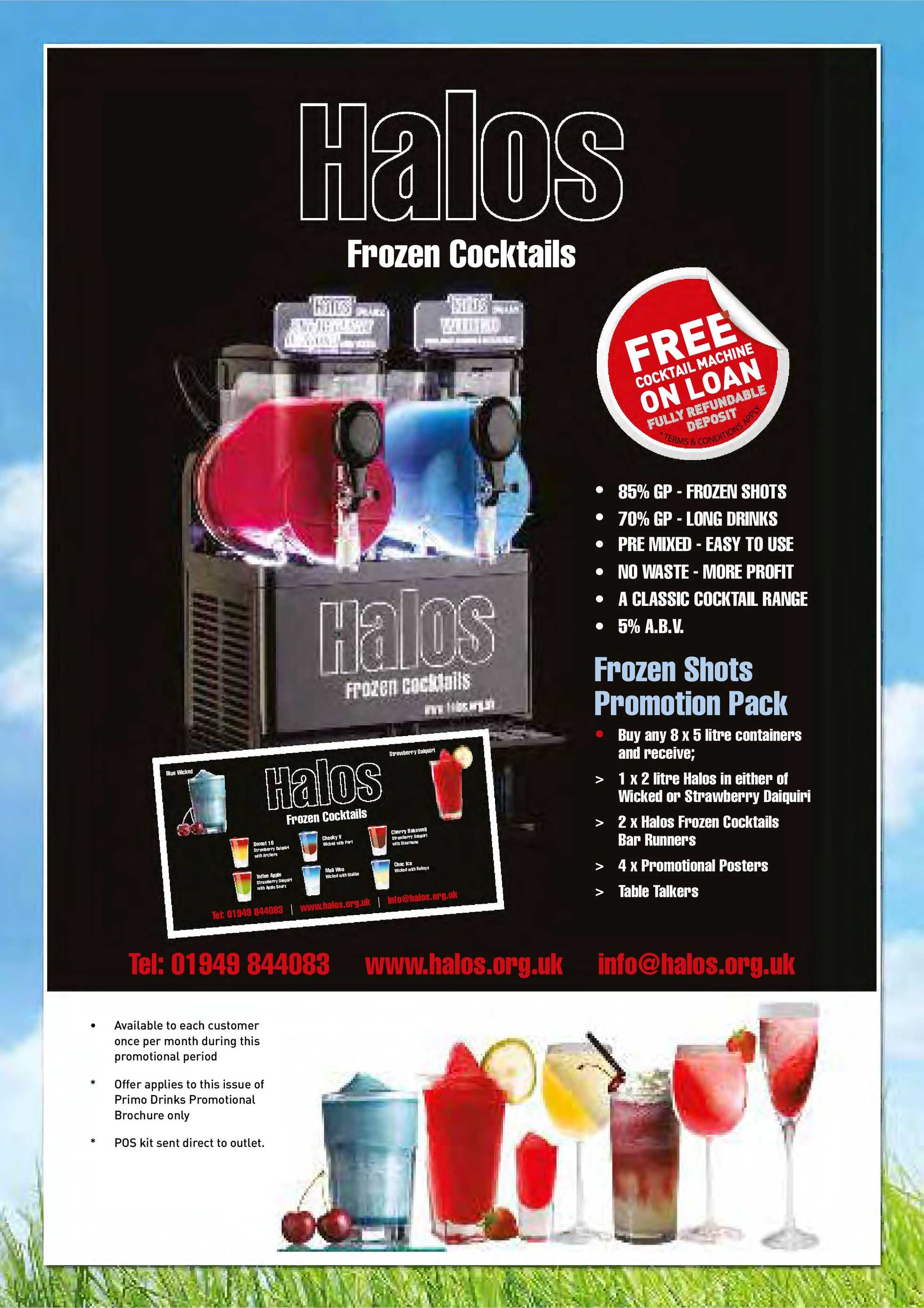 Primo Drinks - promo starting from 01.02.2019 to 30.04.2019 - page 2.