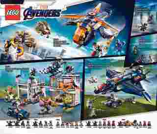Lego - deals are valid from 01.01.2020 to 31.05.2020 - page 68.
