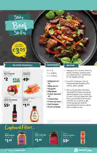 Lidl - deals are valid from 01.01.2021 to 31.01.2021 - page 12.