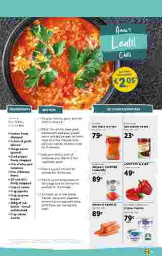 Lidl - deals are valid from 01.01.2021 to 31.01.2021 - page 19.