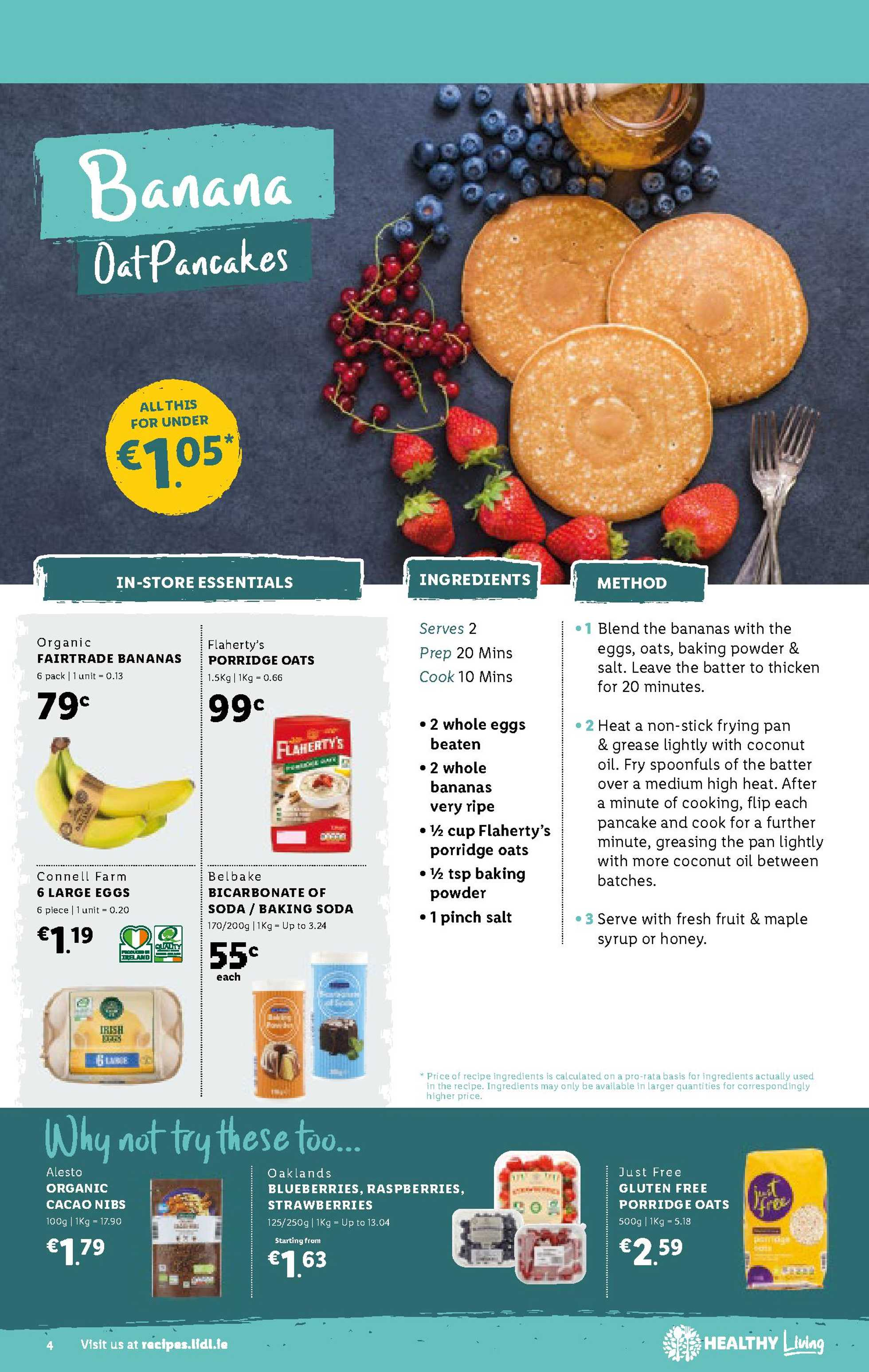 Lidl - deals are valid from 01.01.2021 to 31.01.2021 - page 4.