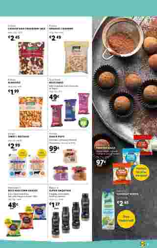 Lidl - deals are valid from 01.01.2021 to 31.01.2021 - page 9.