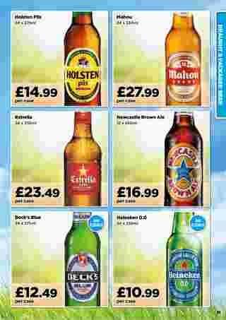 Primo Drinks - promo starting from 01.02.2019 to 30.04.2019 - page 33.