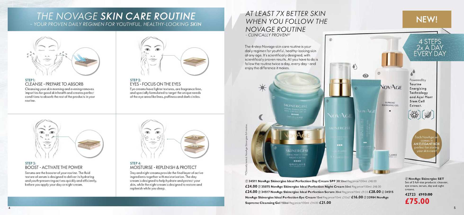 Oriflame Cosmetics - deals are valid from 18.09.2020 to 08.10.2020 - page 3.