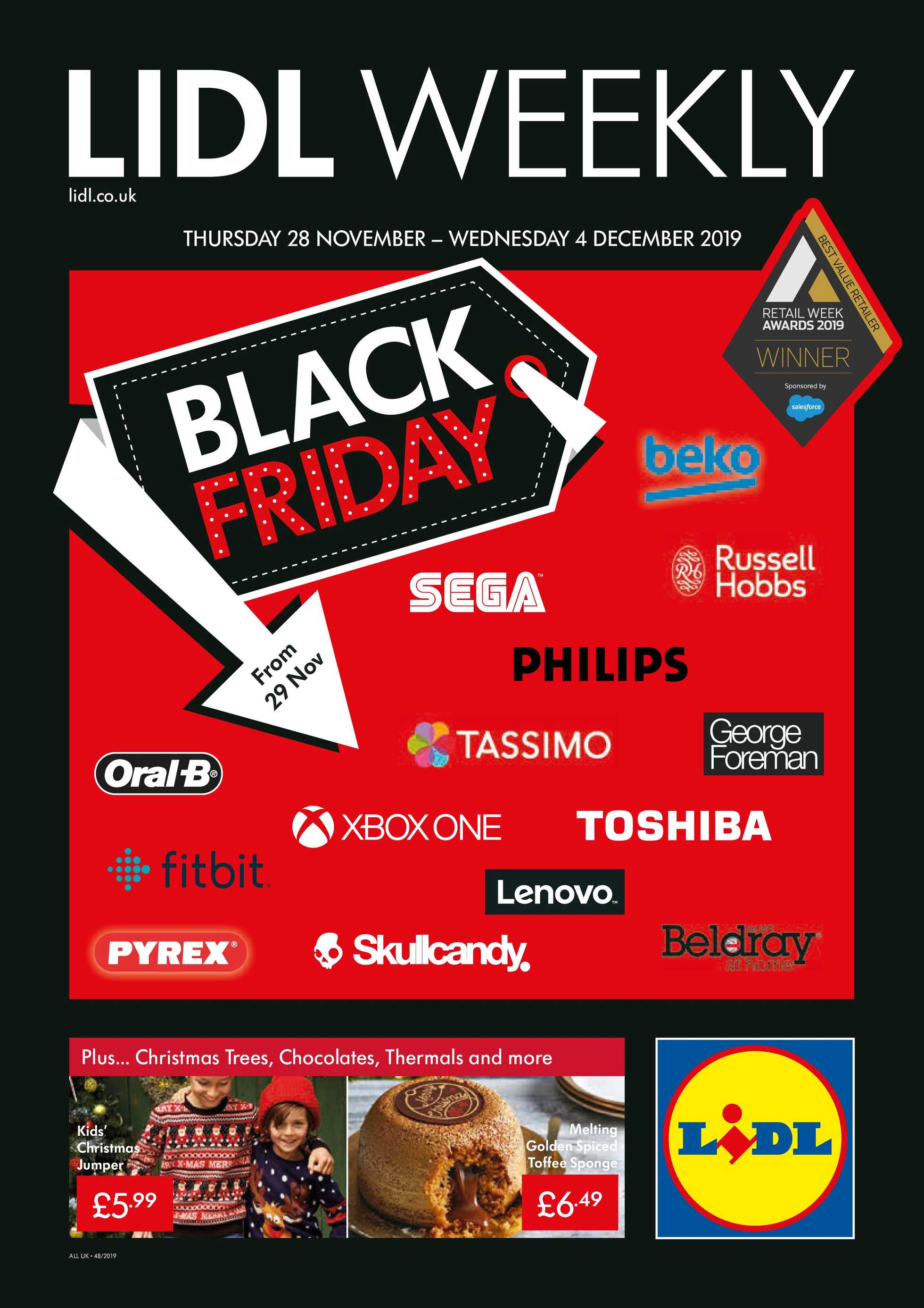 Lidl Black Friday 28 11 2019 Uk Promotons Com