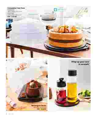 Tupperware - promo starting from 24.09.2019 to 29.02.2020 - page 6.