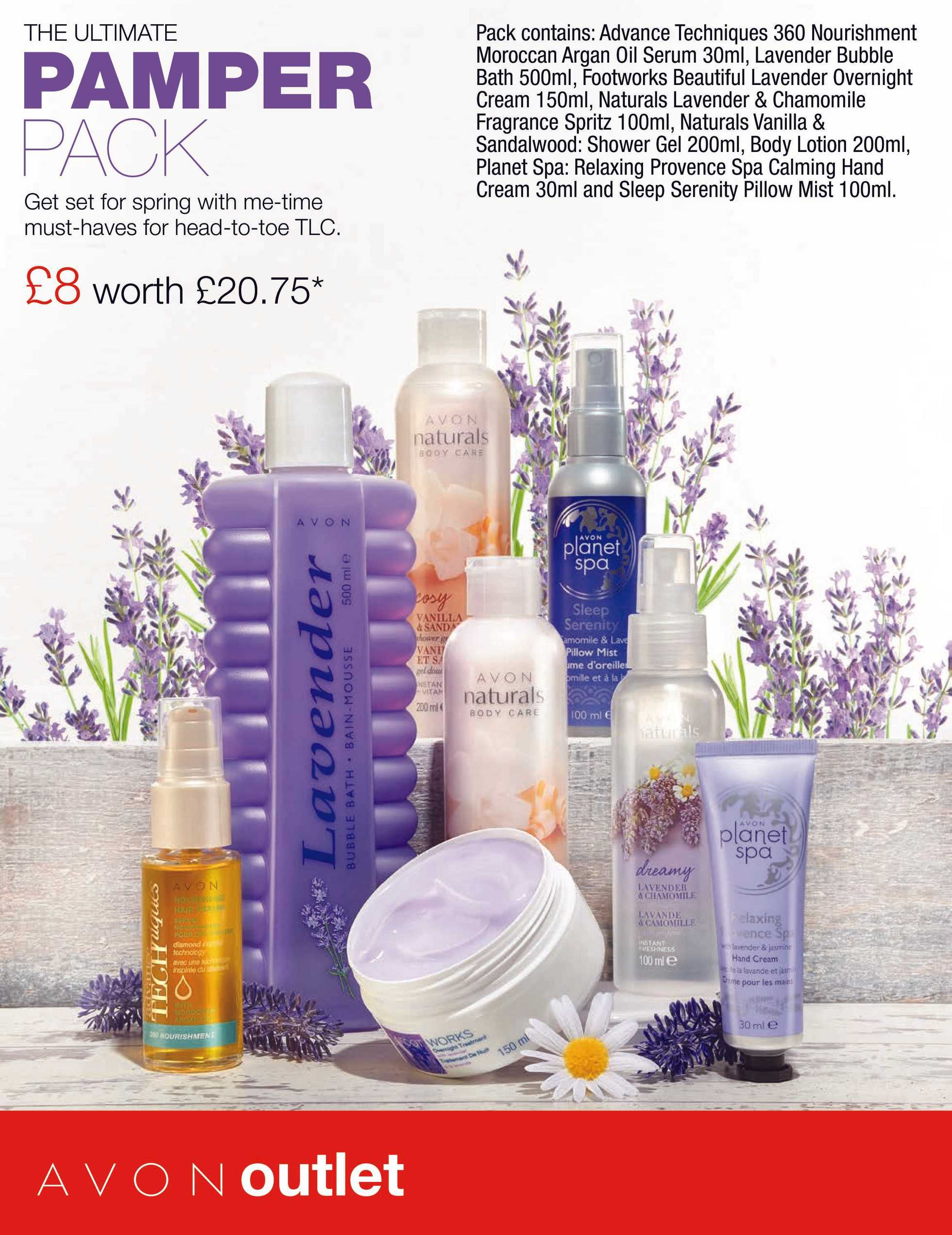 Avon - promo starting from 01.05.2019 to 31.05.2019 - page 3.