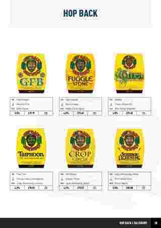 ASD Wholesale - promo starting from 01.01.2019 to 31.12.2019 - page 39. The promotion includes citrus, lemongrass, ale