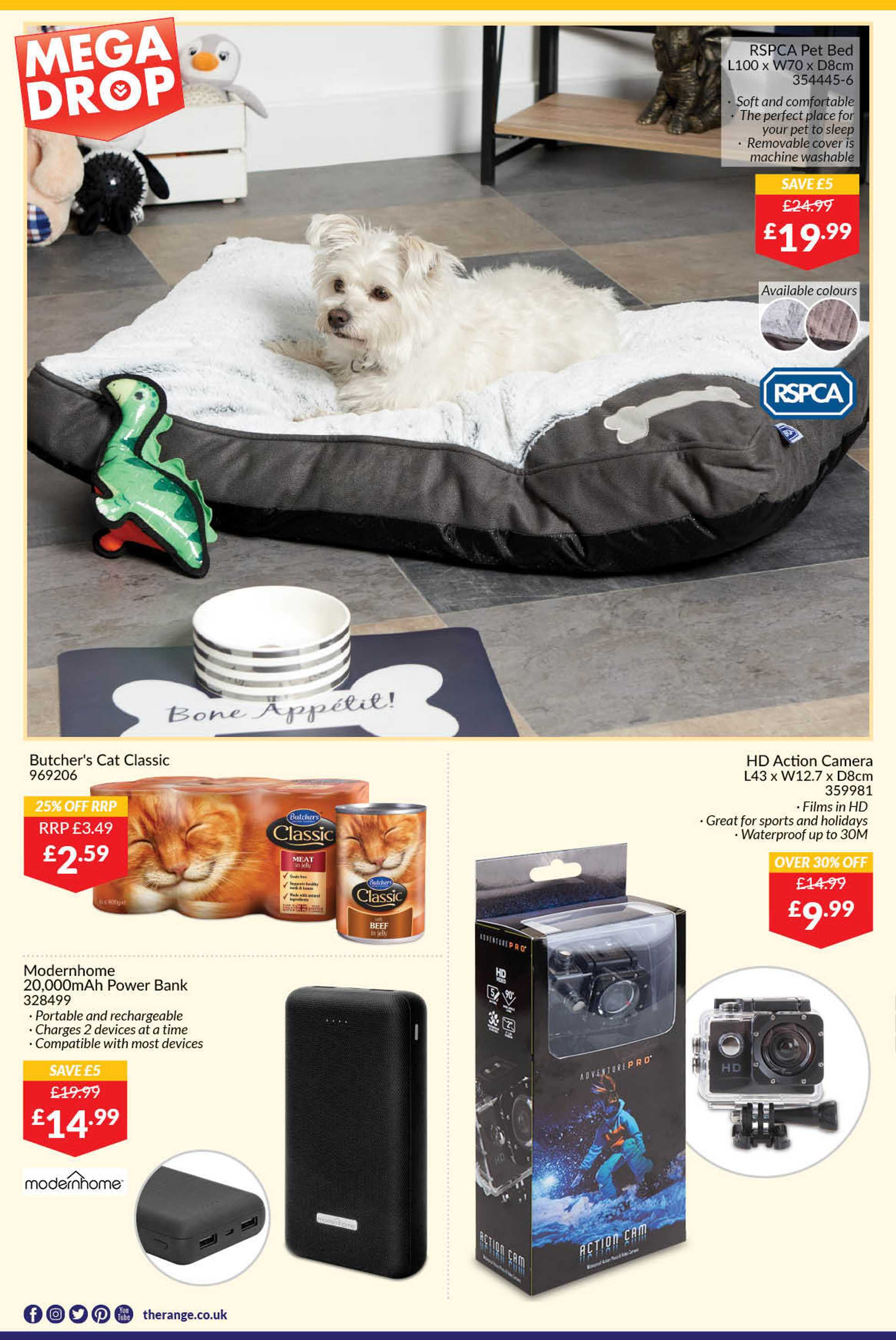 The Range - deals are valid from 01.09.2020 to 30.11.2020 - page 4.