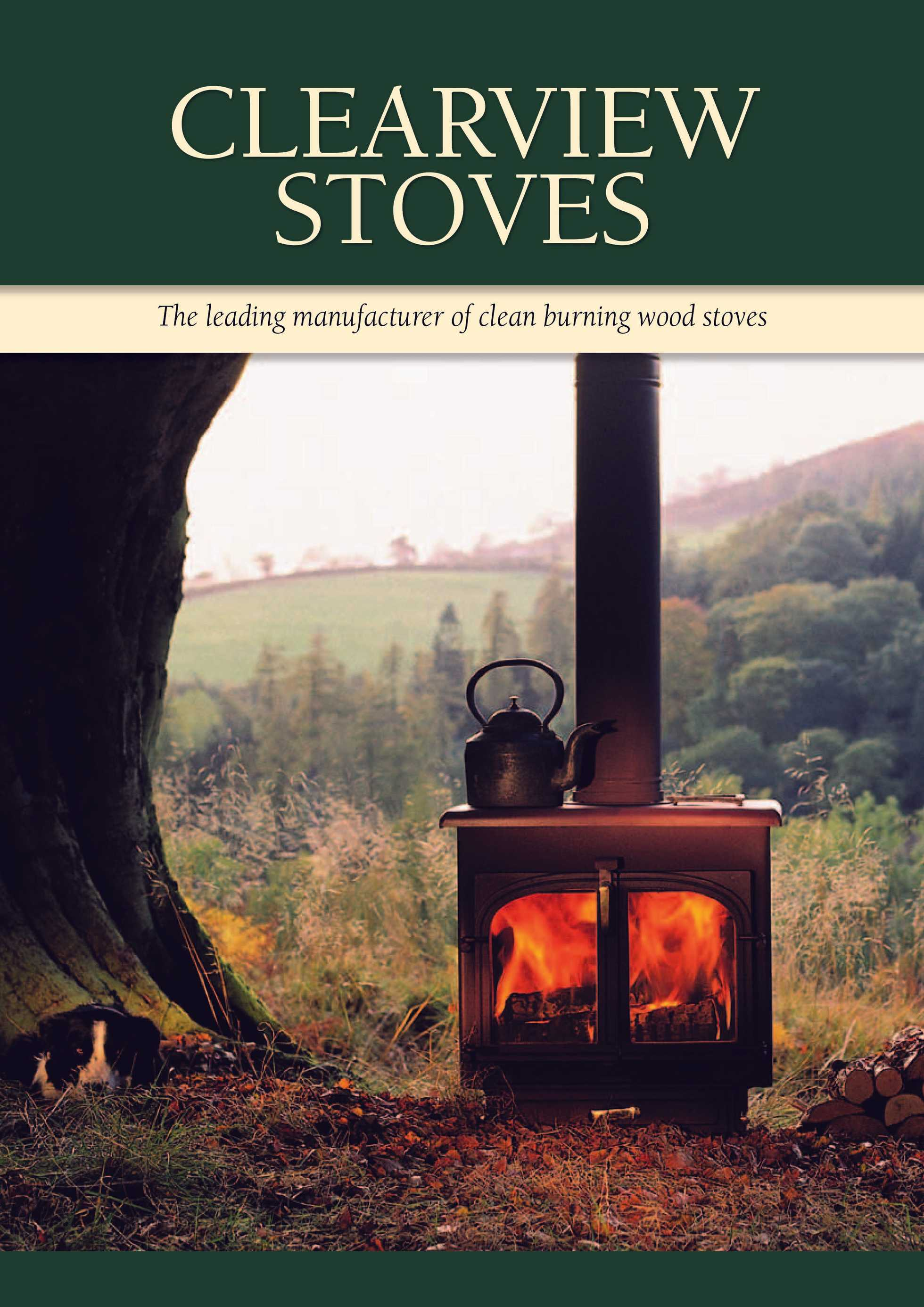 Clearview Stoves - deals are valid from 01.01.2019 to 31.05.2020 - page 1.