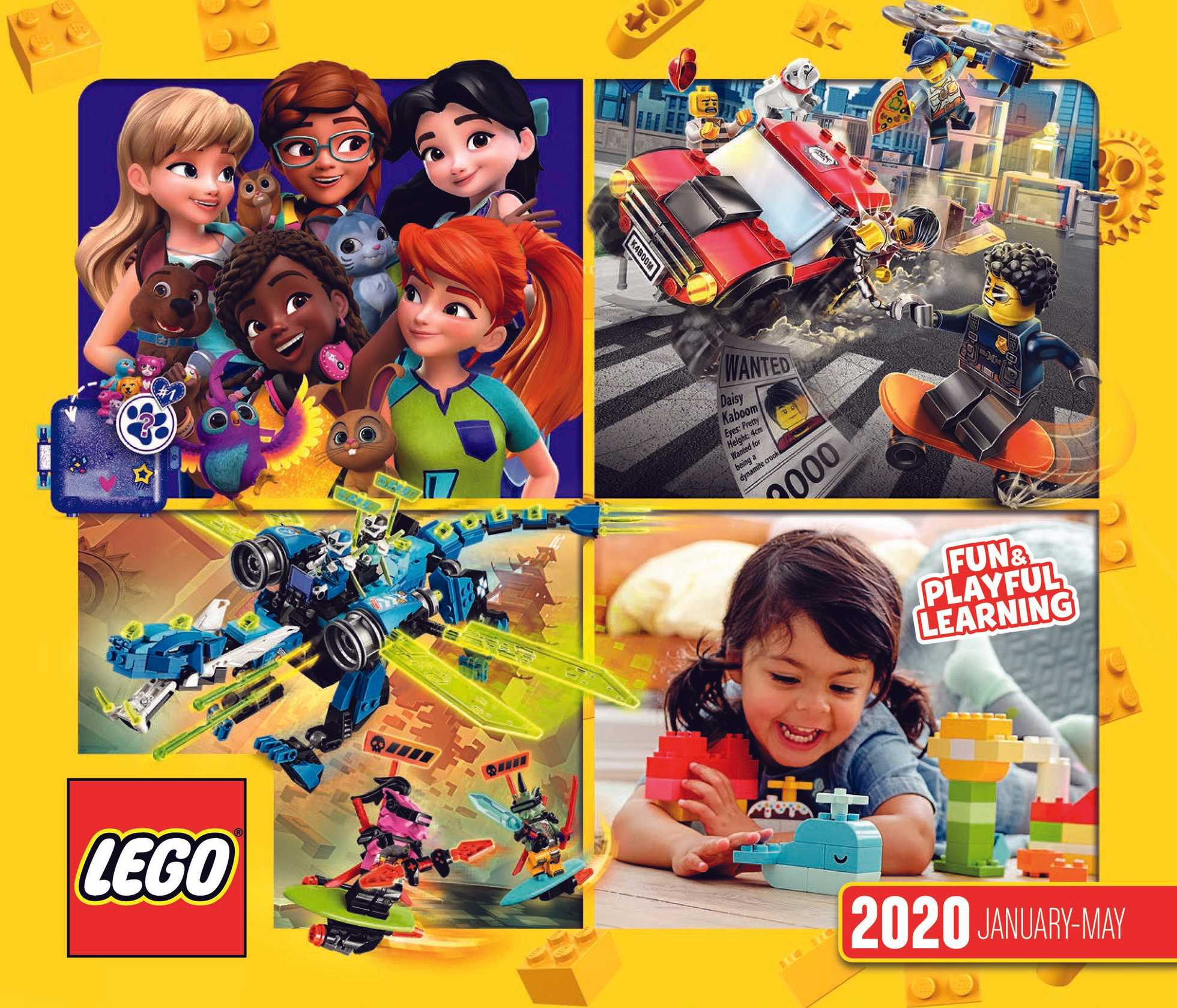 Lego - deals are valid from 01.01.2020 to 31.05.2020 - page 1.