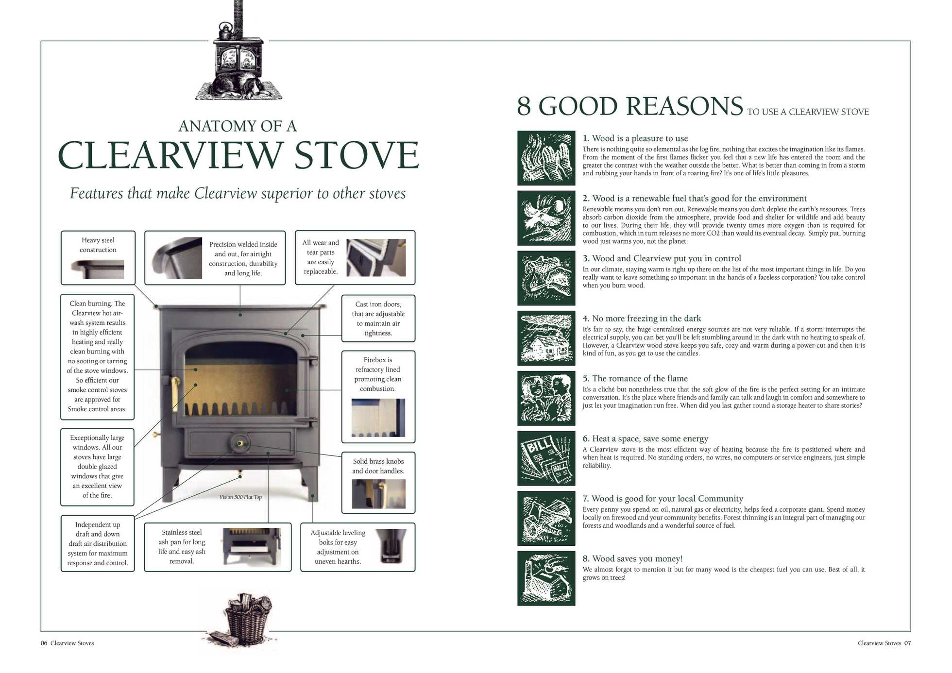 Clearview Stoves - deals are valid from 01.01.2019 to 31.05.2020 - page 4.