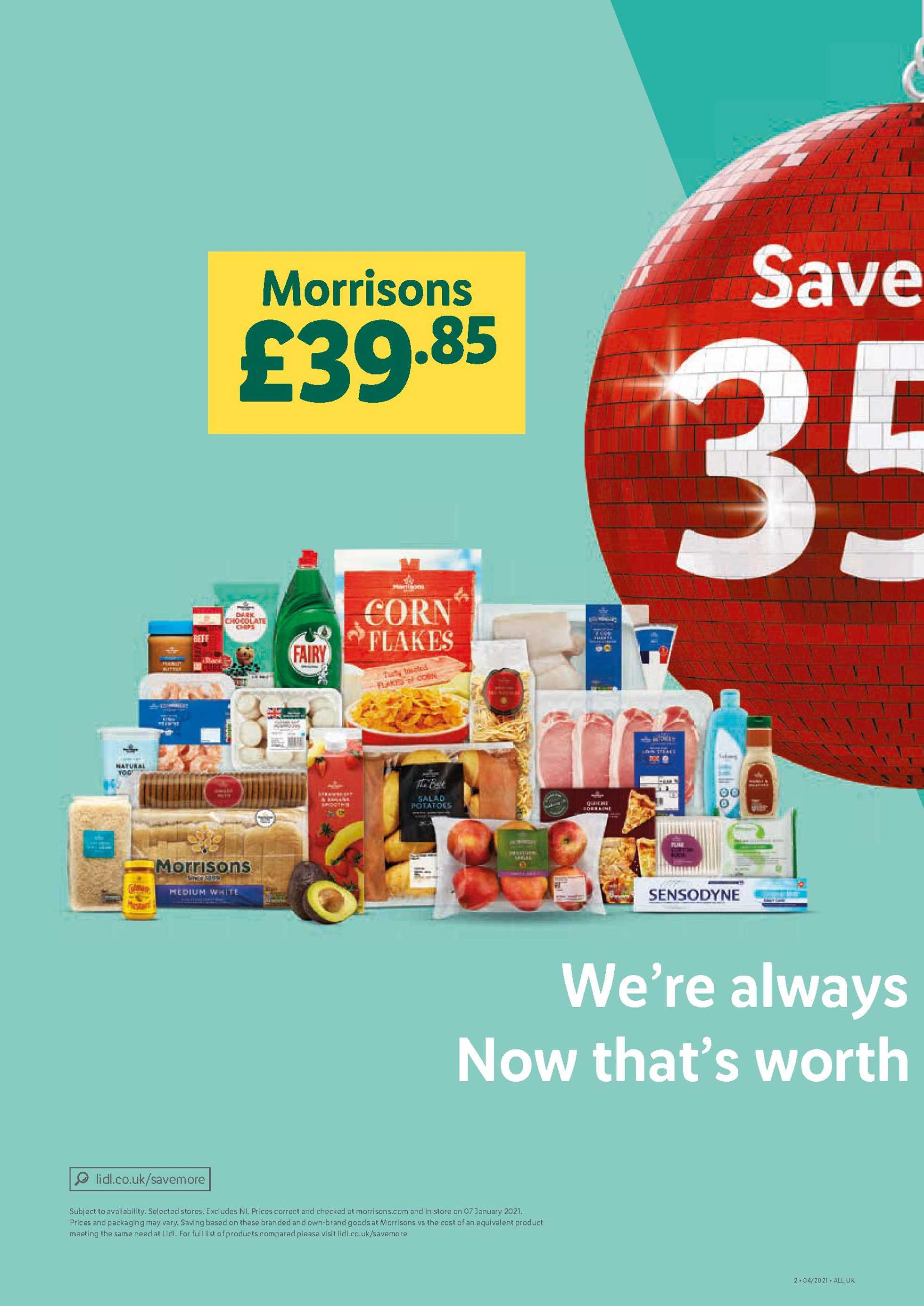 Lidl - deals are valid from 28.01.2021 to 03.02.2021 - page 2.