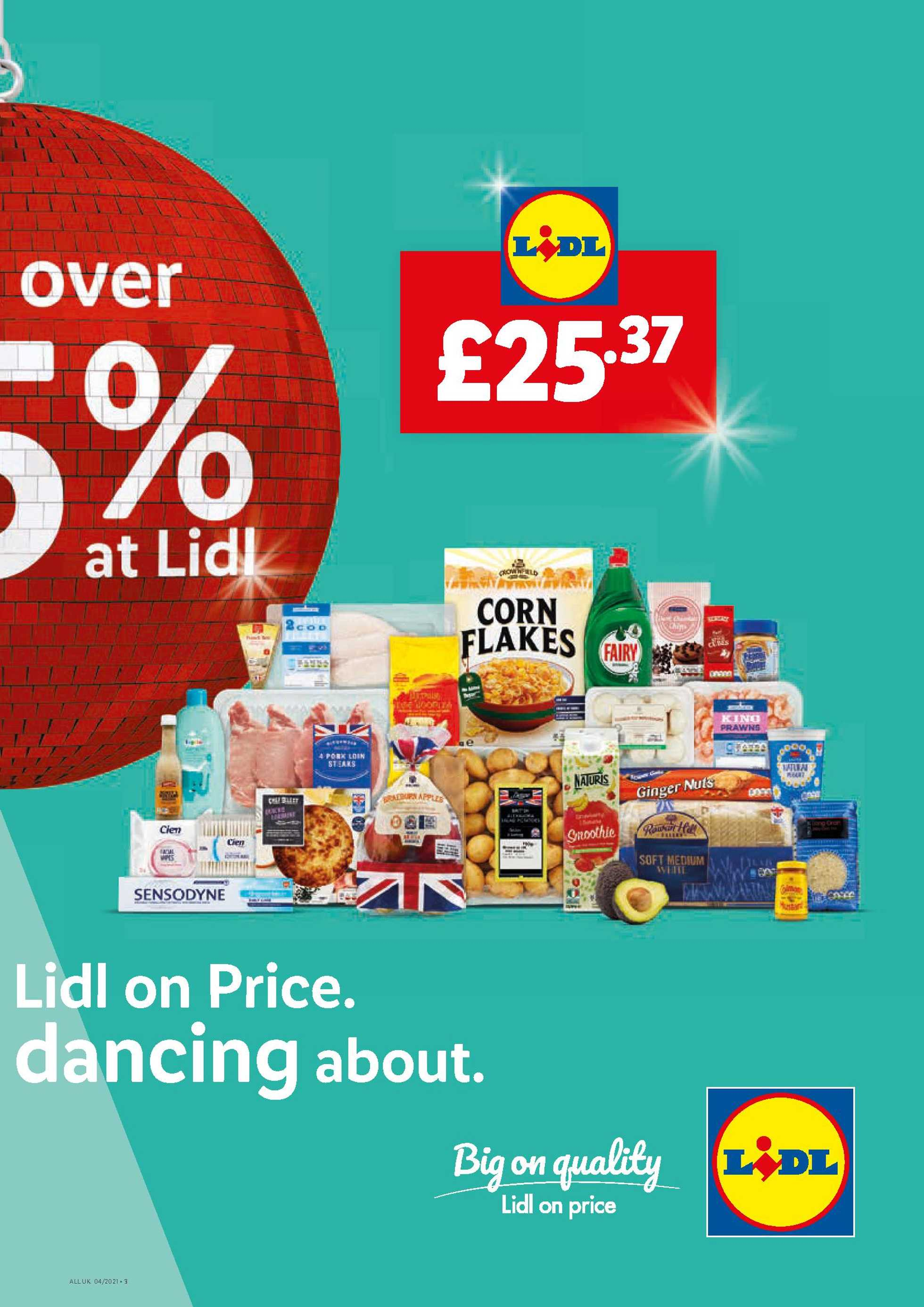 Lidl - deals are valid from 28.01.2021 to 03.02.2021 - page 3.