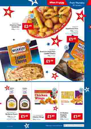 Lidl - deals are valid from 28.01.2021 to 03.02.2021 - page 7.