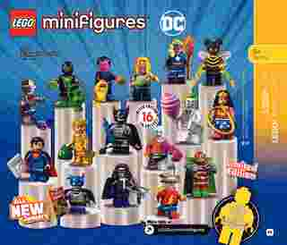 Lego - deals are valid from 01.01.2020 to 31.05.2020 - page 63.