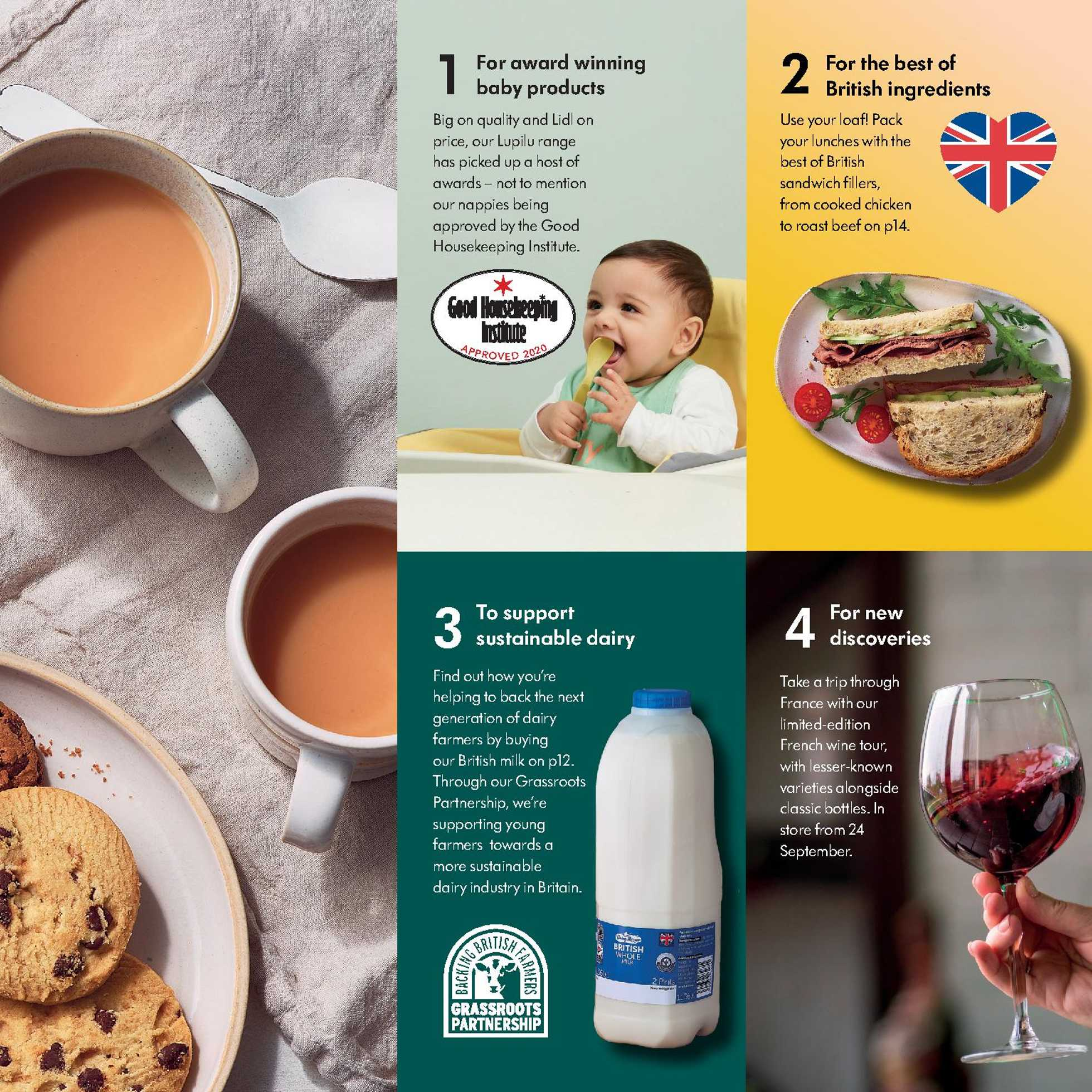 Lidl - deals are valid from 01.09.2020 to 30.09.2020 - page 3.