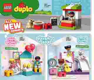 Lego - deals are valid from 01.01.2020 to 31.05.2020 - page 10. The offers include: battery, toy, box