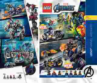 Lego - deals are valid from 01.01.2020 to 31.05.2020 - page 69.