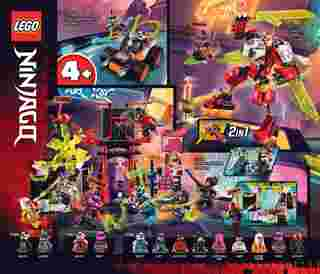 Lego - deals are valid from 01.01.2020 to 31.05.2020 - page 78.
