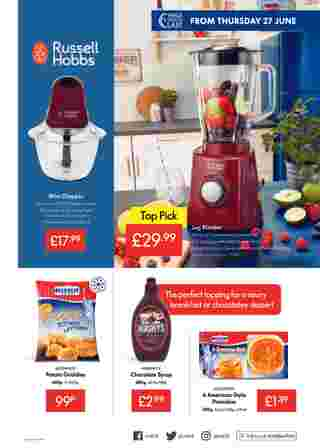 Lidl - promo starting from 27.06.2019 to 03.07.2019 - page 5.