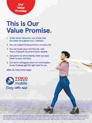 Tesco - deals are valid from 01.01.2021 to 31.01.2021 - page 15.