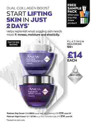 Avon - deals are valid from 03.01.2021 to 03.02.2021 - page 10.
