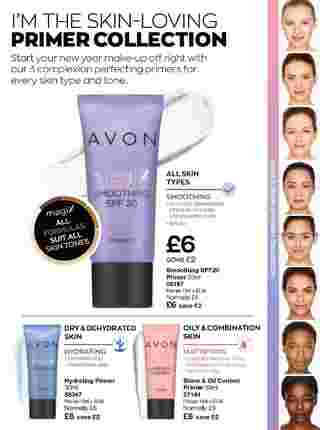 Avon - deals are valid from 03.01.2021 to 03.02.2021 - page 101.