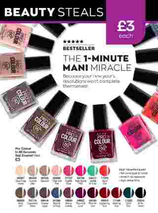 Avon - deals are valid from 03.01.2021 to 03.02.2021 - page 115.