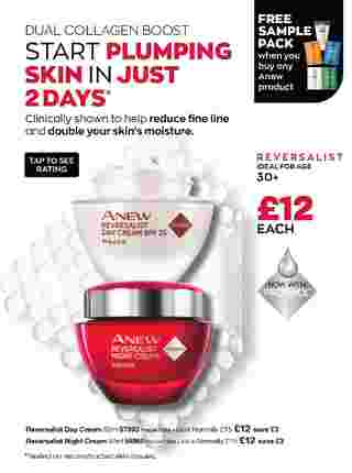 Avon - deals are valid from 03.01.2021 to 03.02.2021 - page 12.