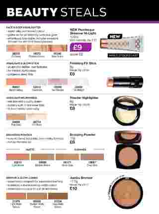 Avon - deals are valid from 03.01.2021 to 03.02.2021 - page 130.