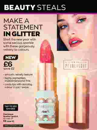 Avon - deals are valid from 03.01.2021 to 03.02.2021 - page 131.