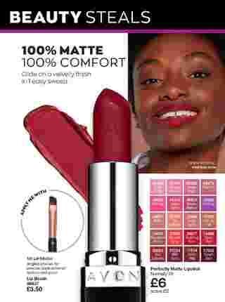 Avon - deals are valid from 03.01.2021 to 03.02.2021 - page 134.