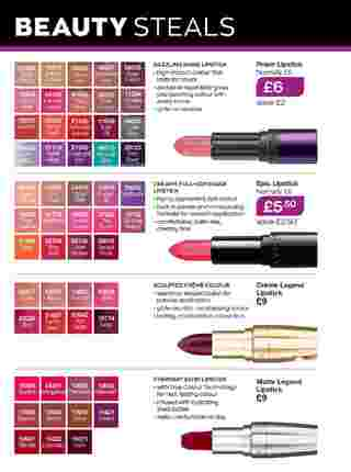Avon - deals are valid from 03.01.2021 to 03.02.2021 - page 135.