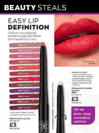 Avon - deals are valid from 03.01.2021 to 03.02.2021 - page 136.