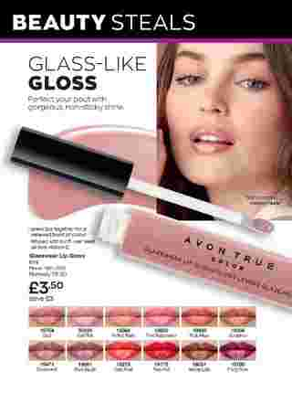 Avon - deals are valid from 03.01.2021 to 03.02.2021 - page 138.