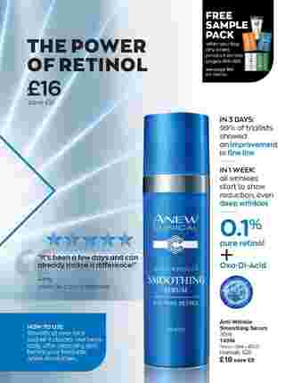 Avon - deals are valid from 03.01.2021 to 03.02.2021 - page 14.