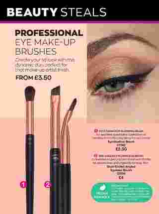 Avon - deals are valid from 03.01.2021 to 03.02.2021 - page 140.