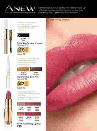 Avon - deals are valid from 03.01.2021 to 03.02.2021 - page 144.