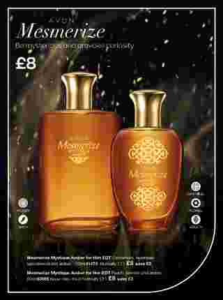 Avon - deals are valid from 03.01.2021 to 03.02.2021 - page 168.