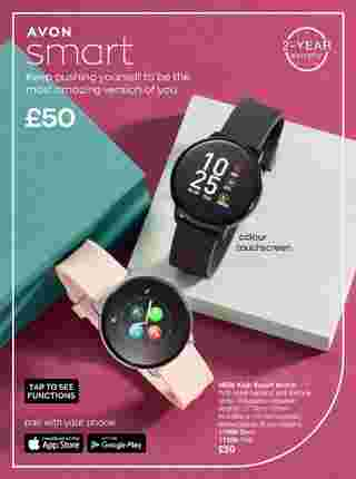 Avon - deals are valid from 03.01.2021 to 03.02.2021 - page 195.