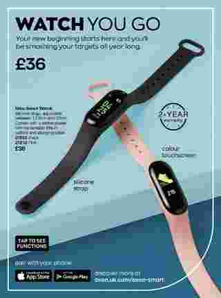 Avon - deals are valid from 03.01.2021 to 03.02.2021 - page 196.