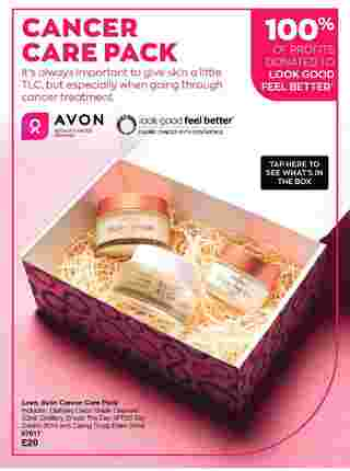 Avon - deals are valid from 03.01.2021 to 03.02.2021 - page 25.