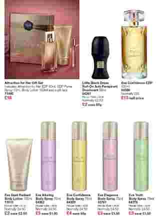 Avon - deals are valid from 03.01.2021 to 03.02.2021 - page 269.