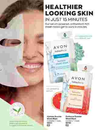 Avon - deals are valid from 03.01.2021 to 03.02.2021 - page 31.