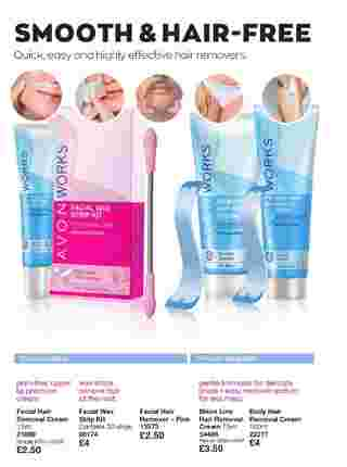 Avon - deals are valid from 03.01.2021 to 03.02.2021 - page 66.