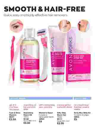 Avon - deals are valid from 03.01.2021 to 03.02.2021 - page 67.