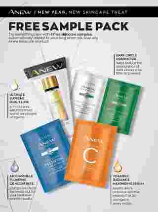 Avon - deals are valid from 03.01.2021 to 03.02.2021 - page 8.