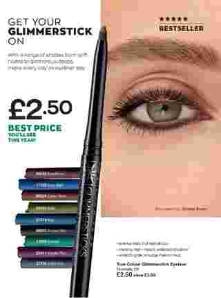 Avon - deals are valid from 03.01.2021 to 03.02.2021 - page 96.
