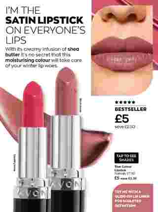 Avon - deals are valid from 03.01.2021 to 03.02.2021 - page 99.